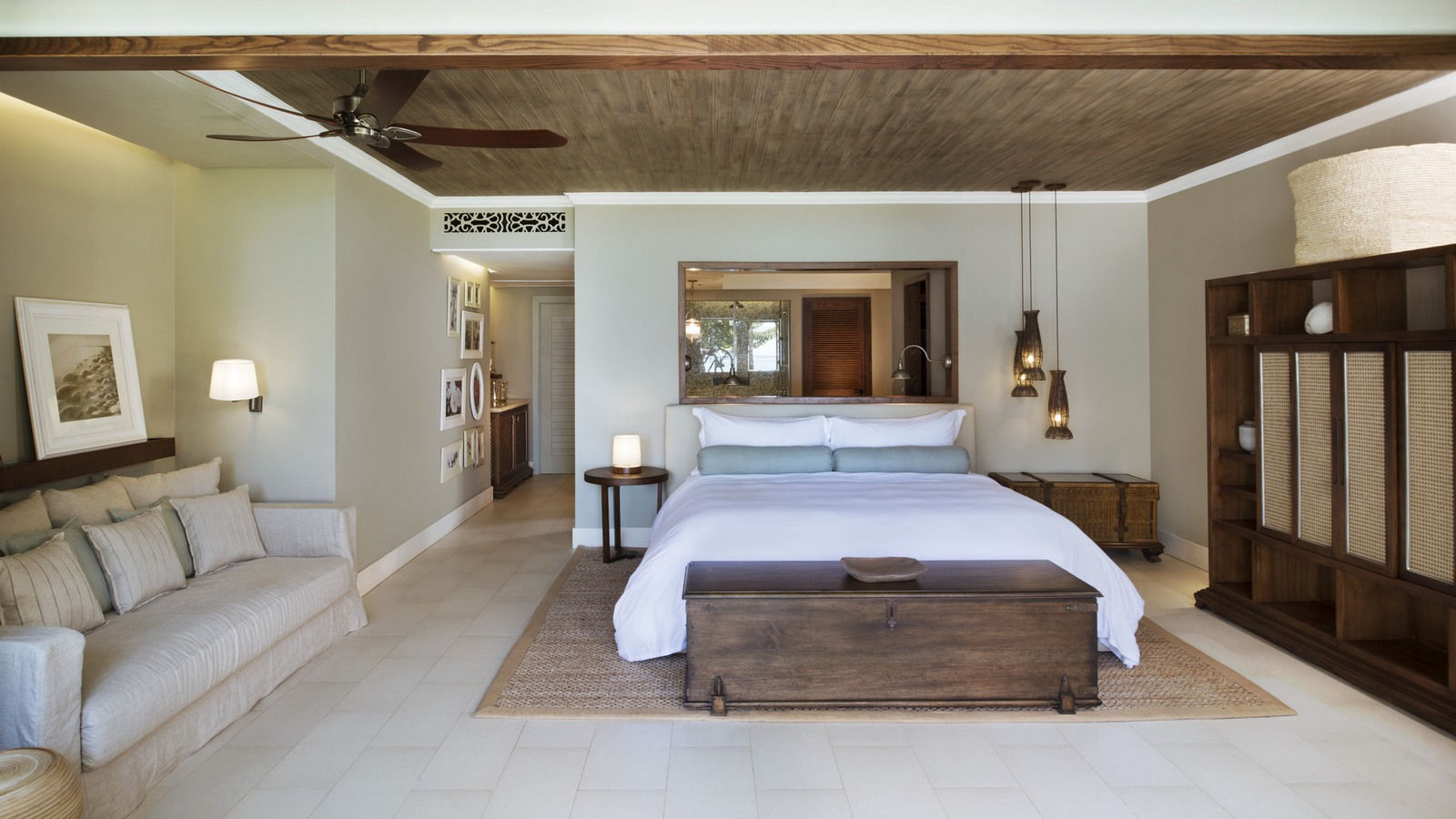 St. Regis Mauritius Junior Suite with garden view