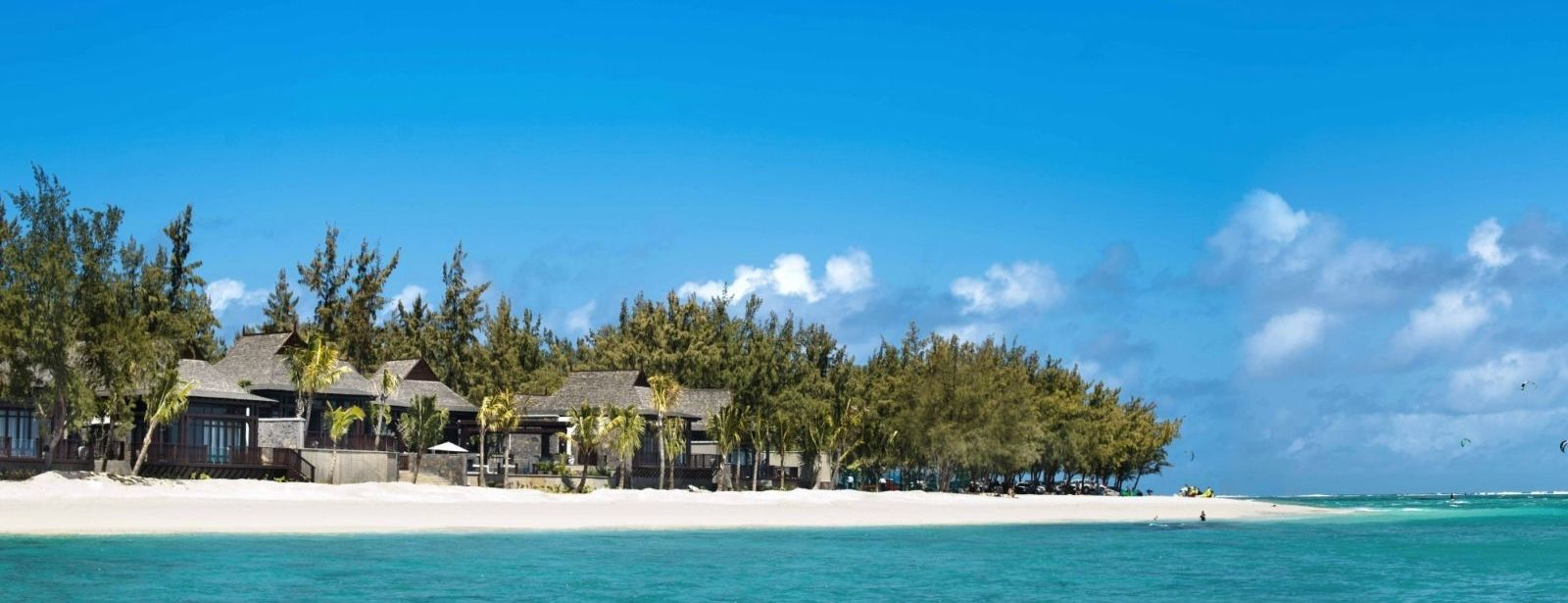 St. Regis Mauritius Private Villa view from the ocean