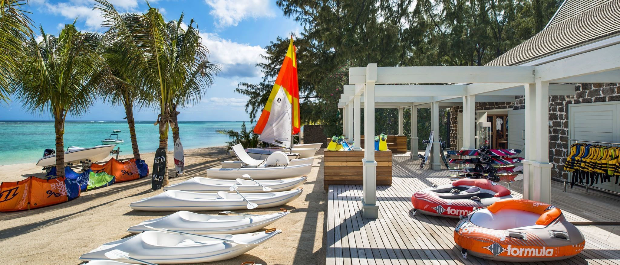 St. Regis Mauritius Resort Watersports Centre